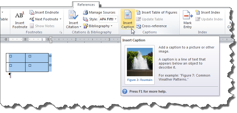 How to write thesis in word 2013